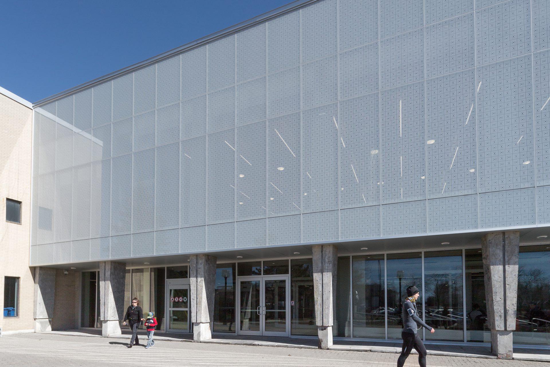 Centre récréatif Édouard-Rivet