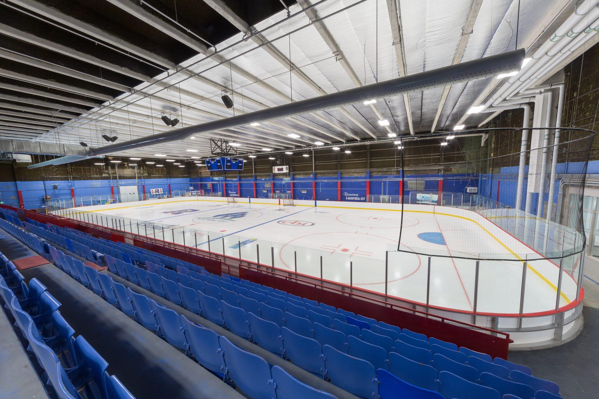 Centre Edouard-Rivest 25