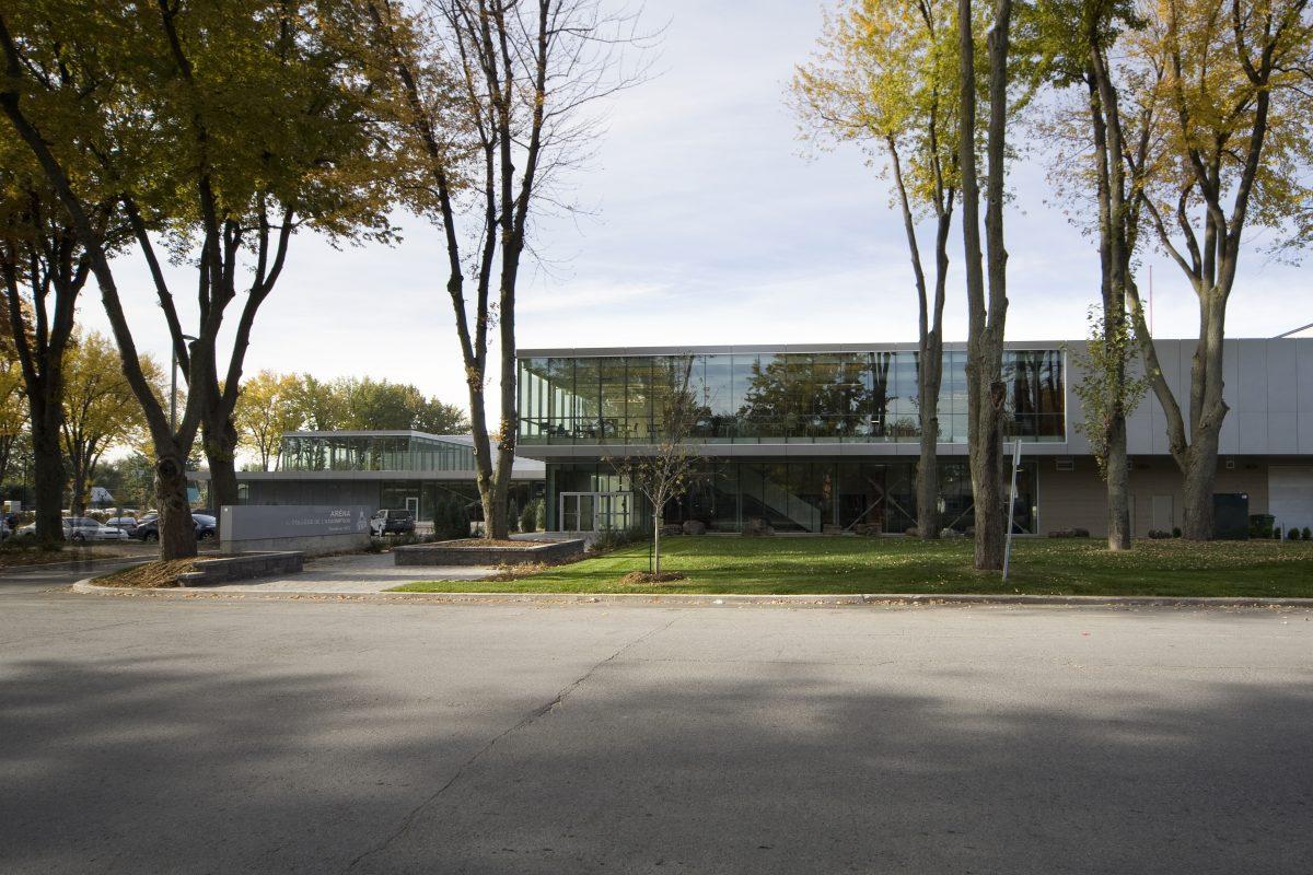 Centre sportif du Collège l'Assomption