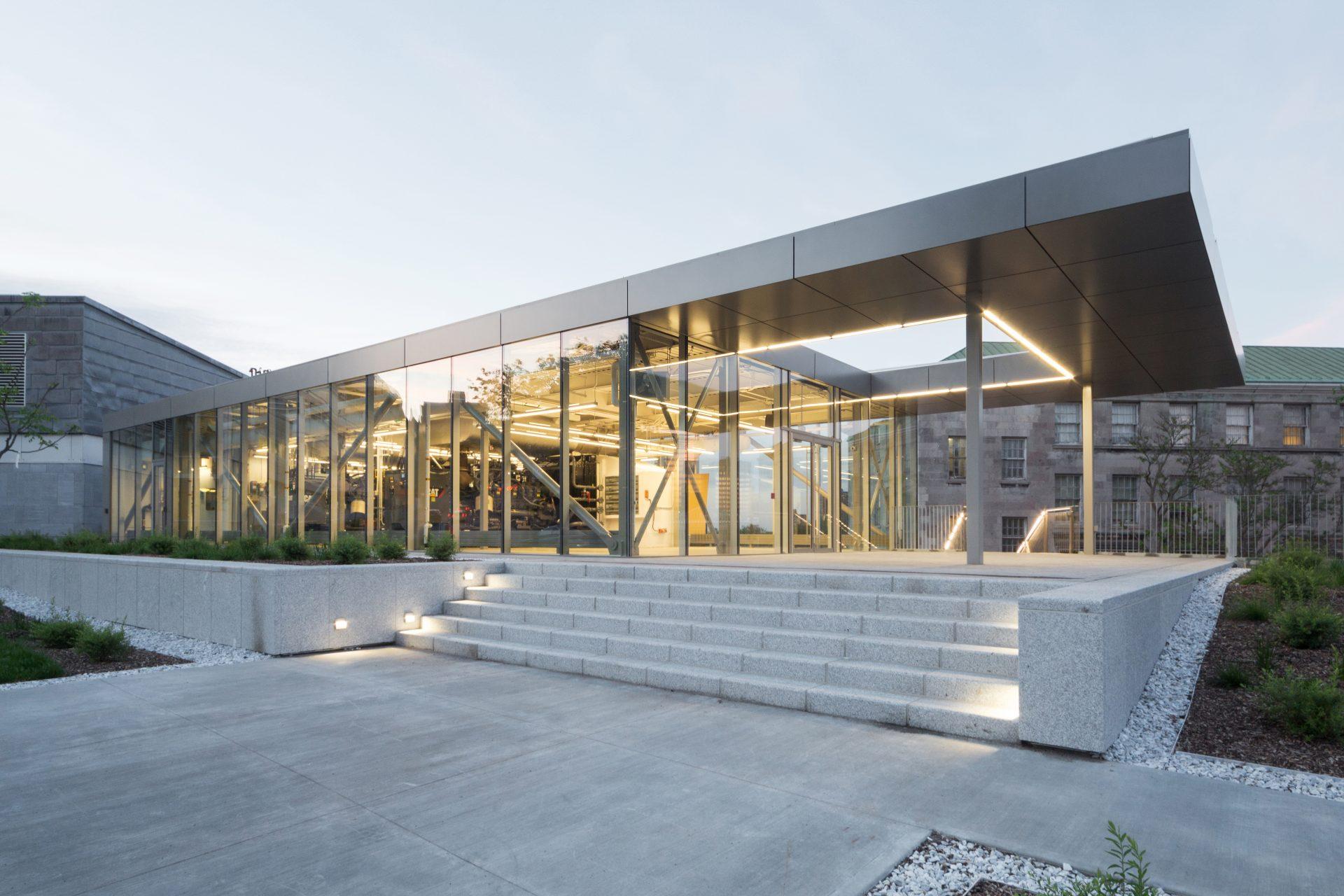 Université McGill - Centrale Électrique