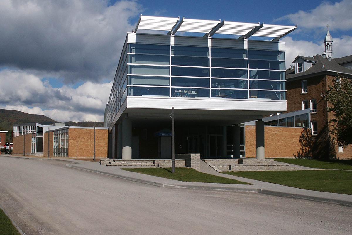 Centre culturel à Carleton