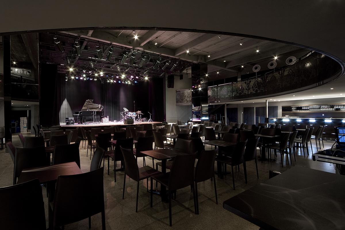 Maison du festival de Jazz